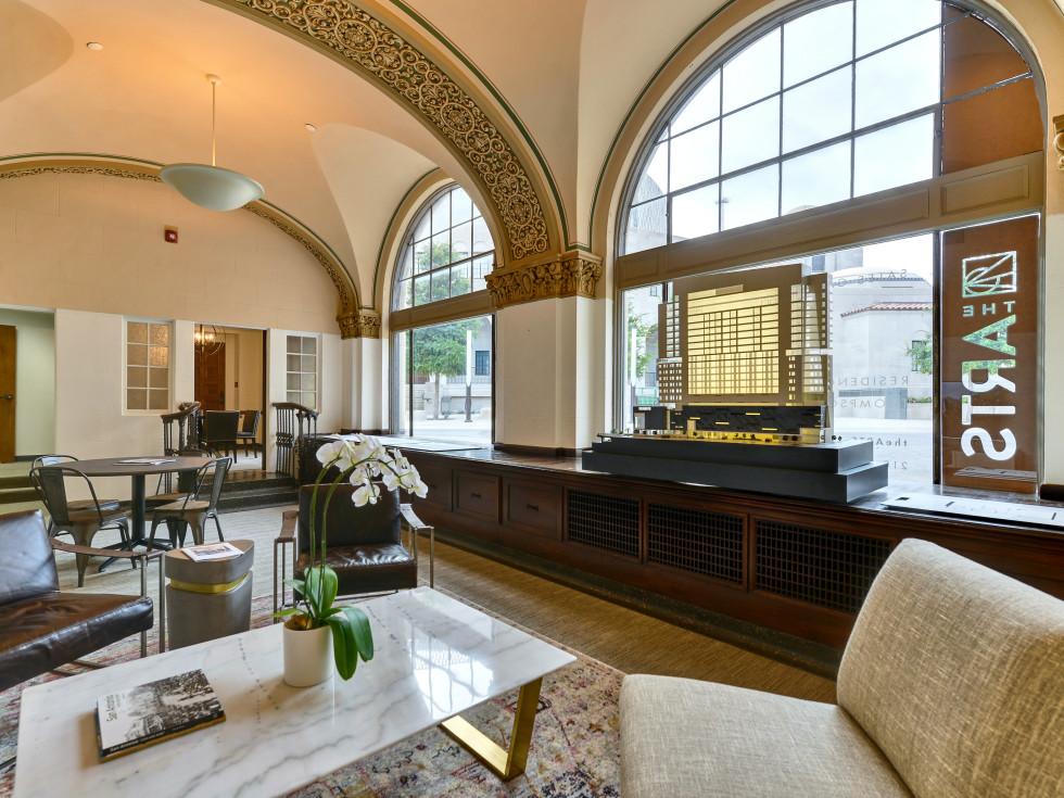 Thompson Hotel Arts Residences