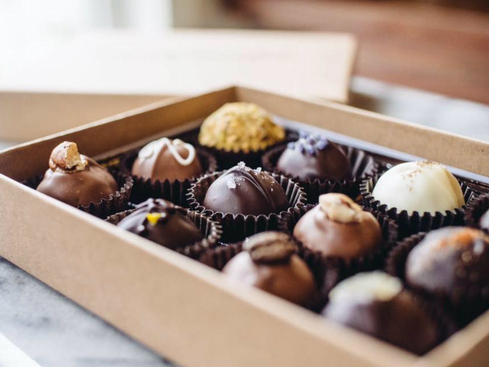 Dallas Chocolate Festival, CocoAndre Chocolatier