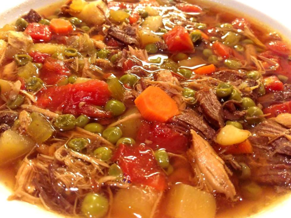 chicken booyah stew Minneapolis Super Bowl food
