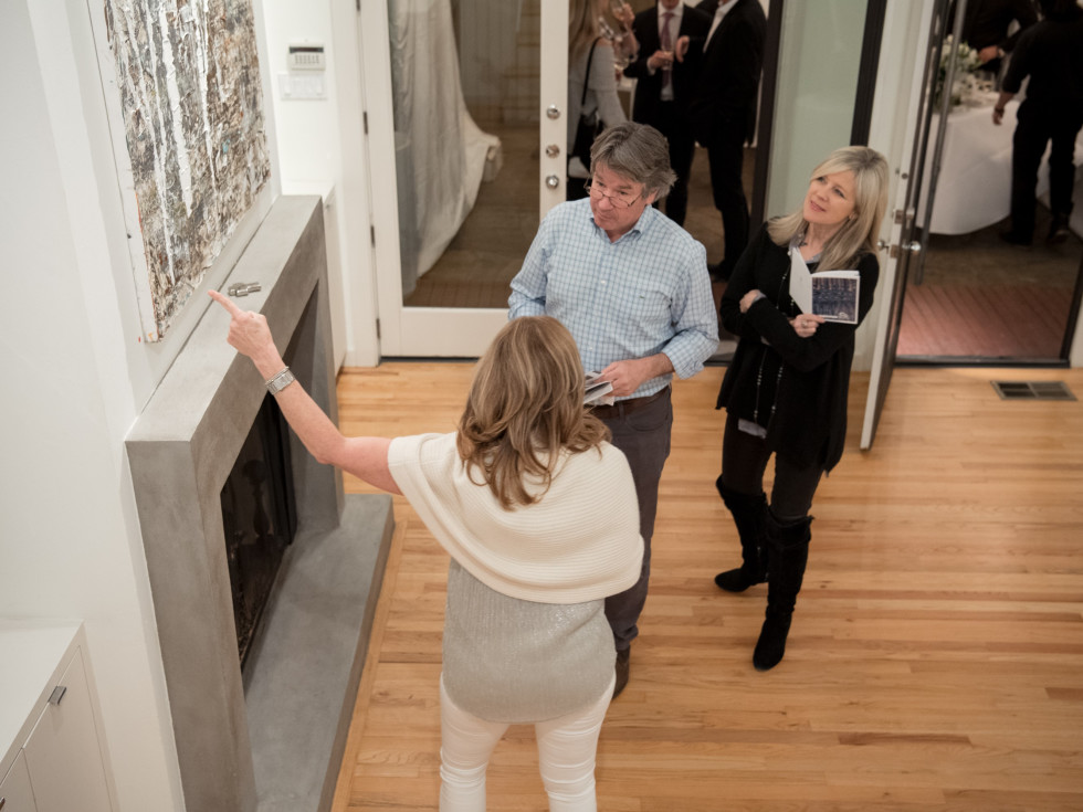 Laura Roosevelt art gallery
