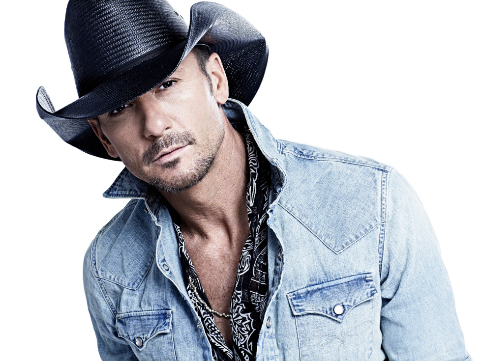 Houston Livestock Show and Rodeo RodeoHouston entertainers January 2015 Tim McGraw