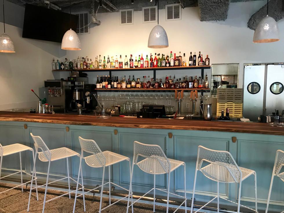 Night Heron bar