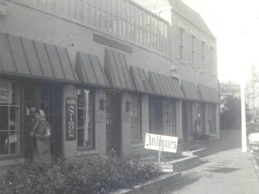 McKinney Avenue in Dallas historical photo