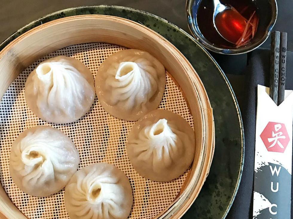 Wu Chow Soup Dumpling