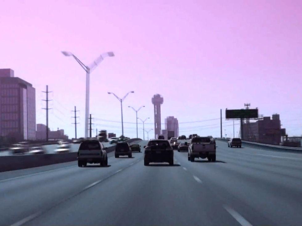 I-35E freeway