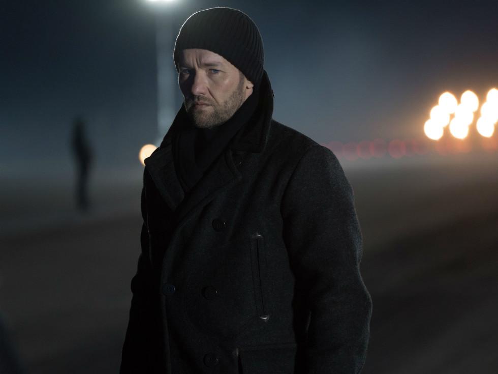 Joel Edgerton in Red Sparrow