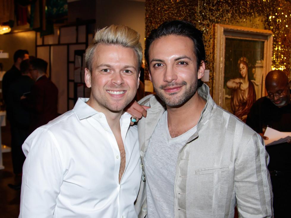 Josh Cox, Shayom Ortiz