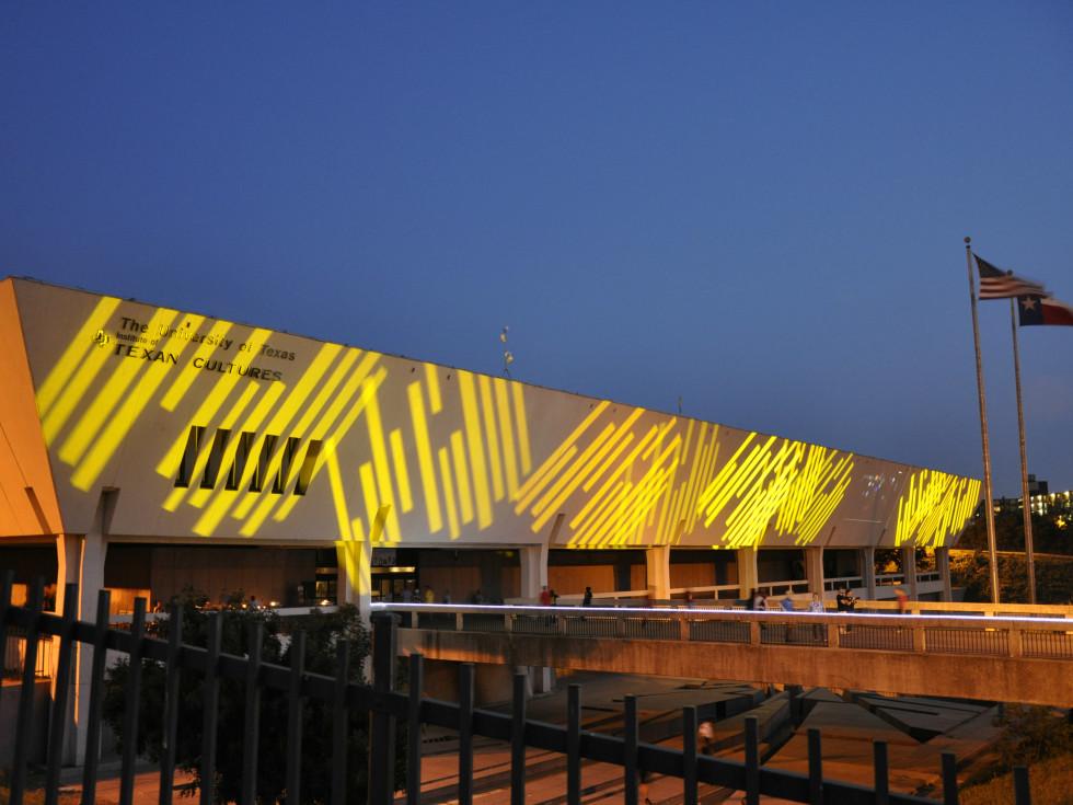 Institute of Texan Cultures facade