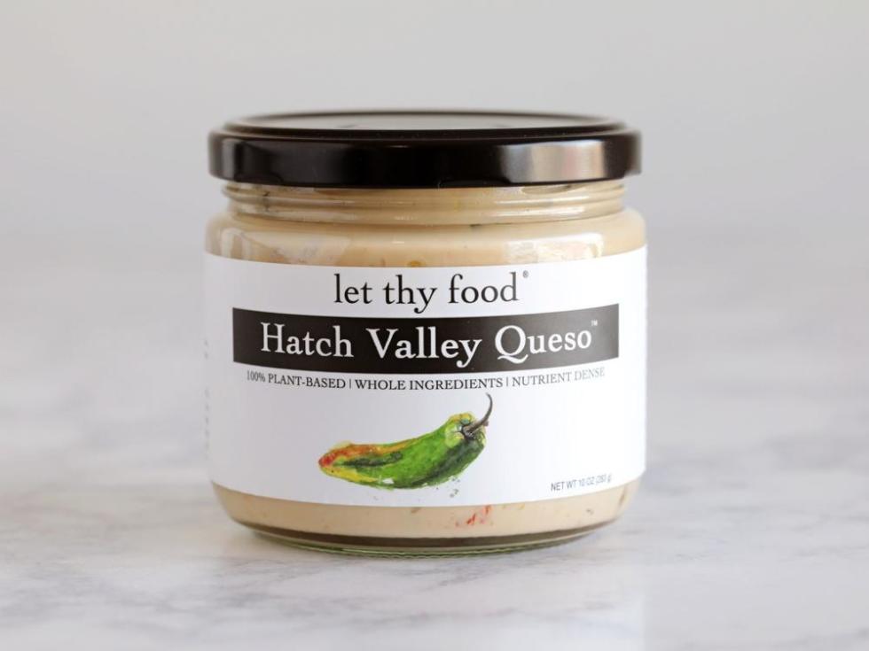 Hatch vegan queso