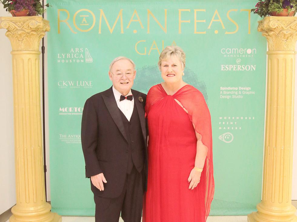 Rhonda and Donald Sweeney (Gala Honorees)