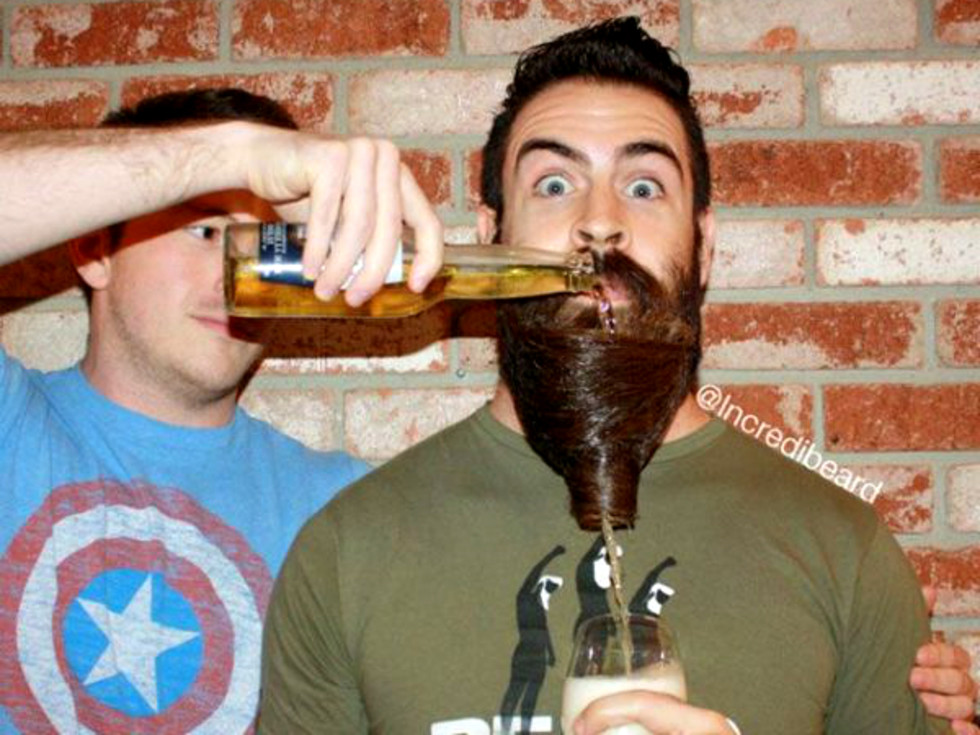 beards and beer