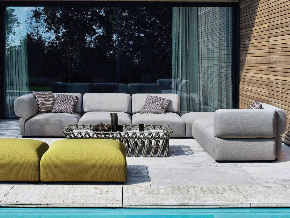 B&B Italia outdoor furniture