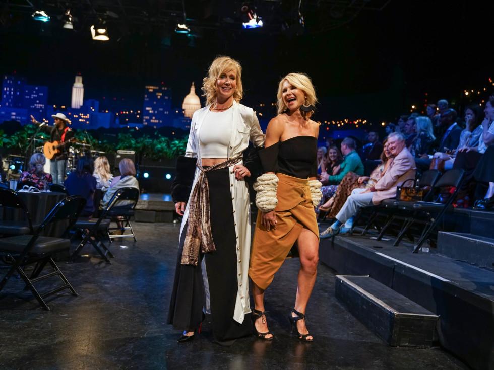 Fashion X Austin: LIVE Jhoanna Alba The Mrs.