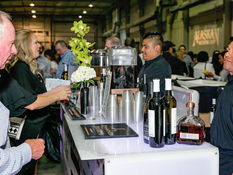 Tastemaker Awards 2018 Woodford Reserve Lounge