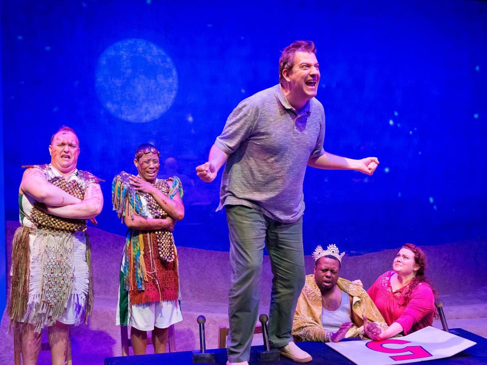 Catastrophic Theatre-Small Ball cast