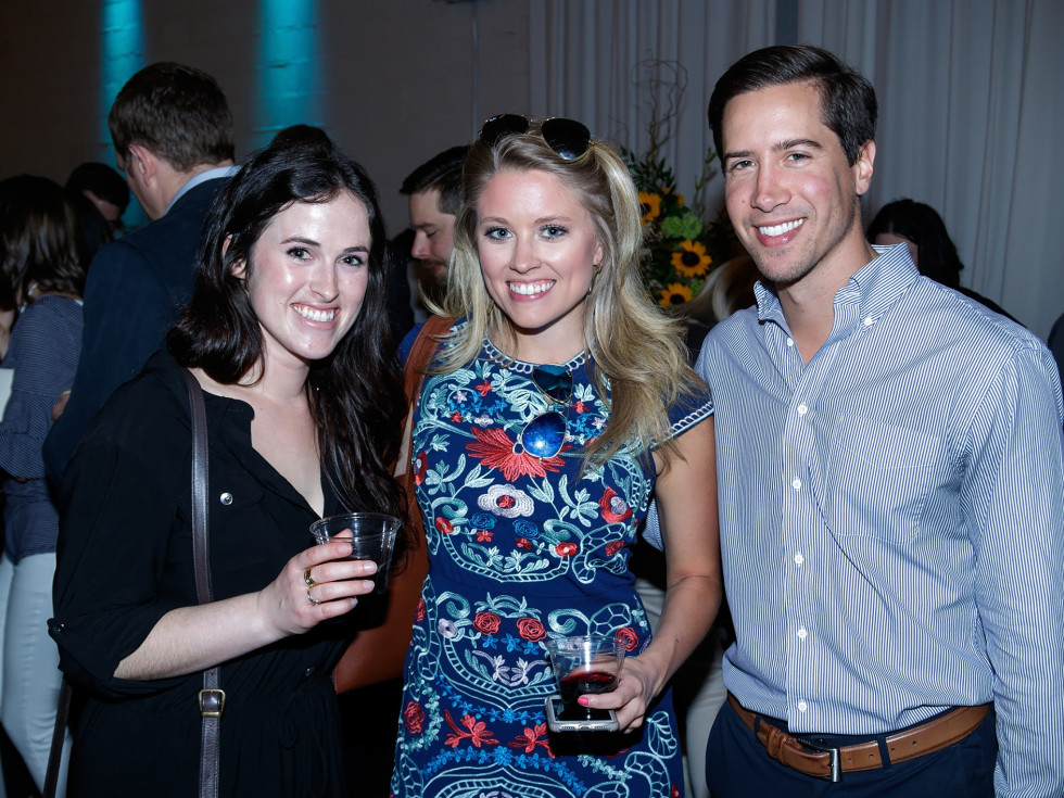 Dallas Tastemaker Awards 2018, Samantha Matthews, Brooke Williamson, Daniel Jensen