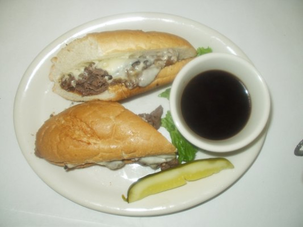 Austin Photo: Places_food_new world cafe french dip
