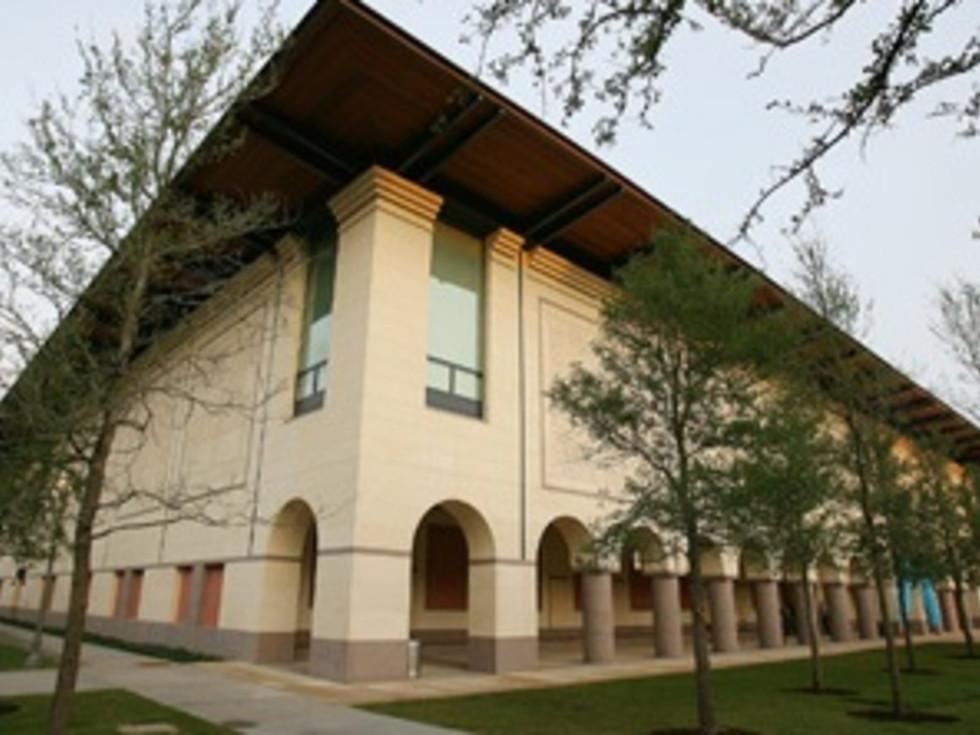 Austin Photo: Places_Arts_Blanton_Museum_Exterior