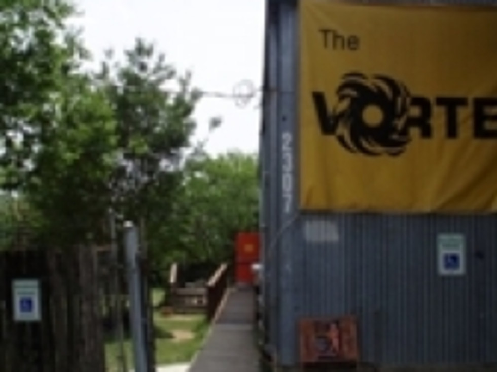 Austin Photo: Places_Arts_The_Vortex_Exterior