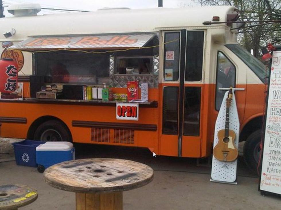 Austin Photo: Places_Food_love_balls_exterior