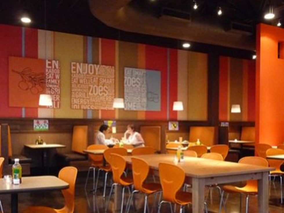Austin Photo: Places_Food_zoes_kitchen_interior