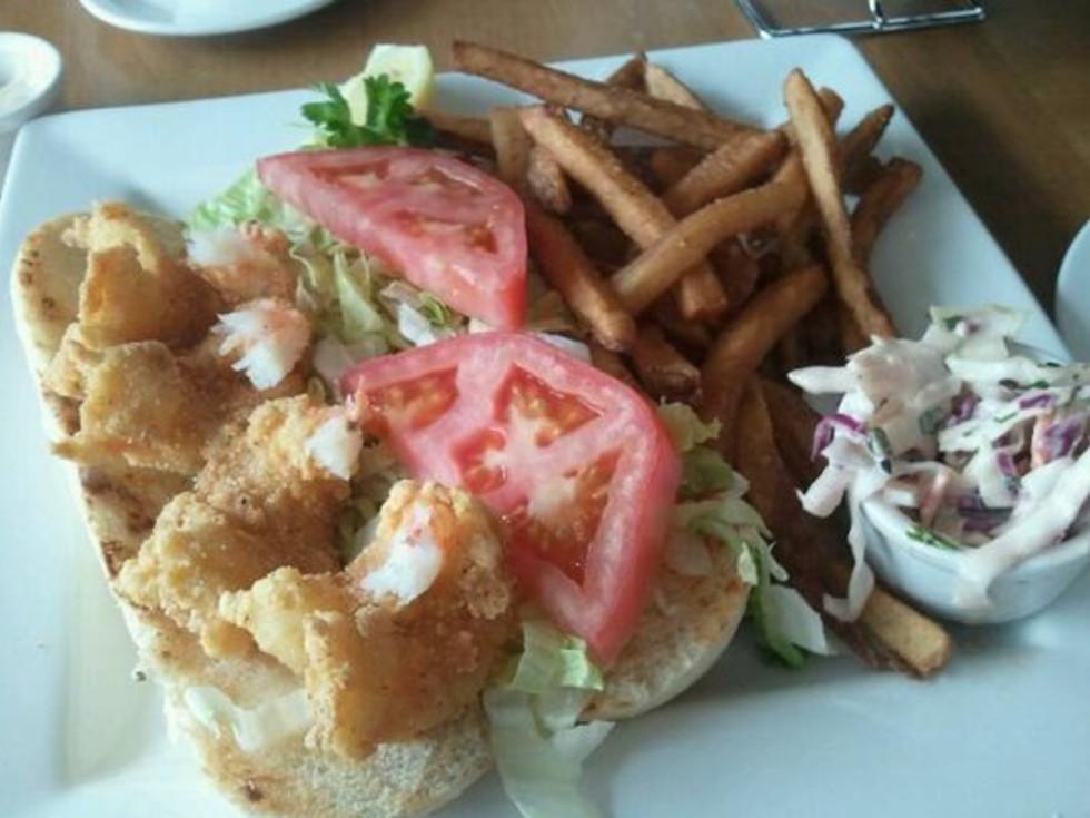Austin Photo: Places_Food_zeds_shrimp_po_boy
