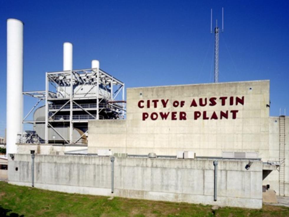 Austin Photo: Places_Music_Seaholm_Power_Plant_Exterior