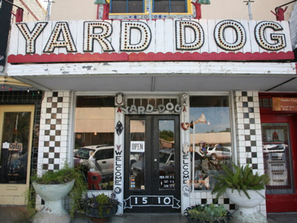 Austin photo: Places_Arts_Yard_Dog_Gallery_Exterior