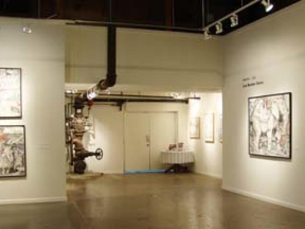 Austin photo: Places_Arts_Pump_Project_Gallery_Exhibit