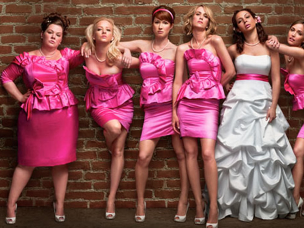 Bridesmaid cast