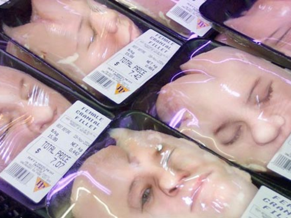 Face Meat