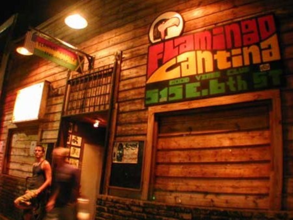 Austin photo: Places_Music_Flamingo Cantina_Exterior