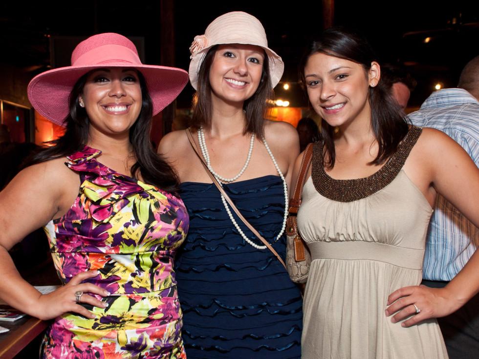 News_YPB after party_Nicole Malmberg_Melissa Sueffert_Mandy Camacho