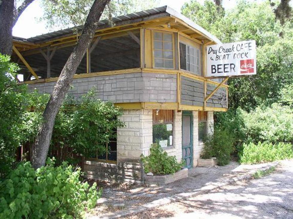 Austin Photo: Places_Bar_dry_creek_exterior
