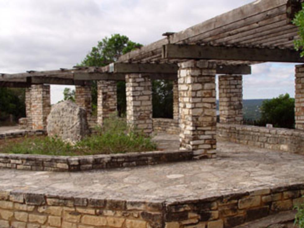 Austin photo: Places_Outdoors_Mount Bonnell_Lookout