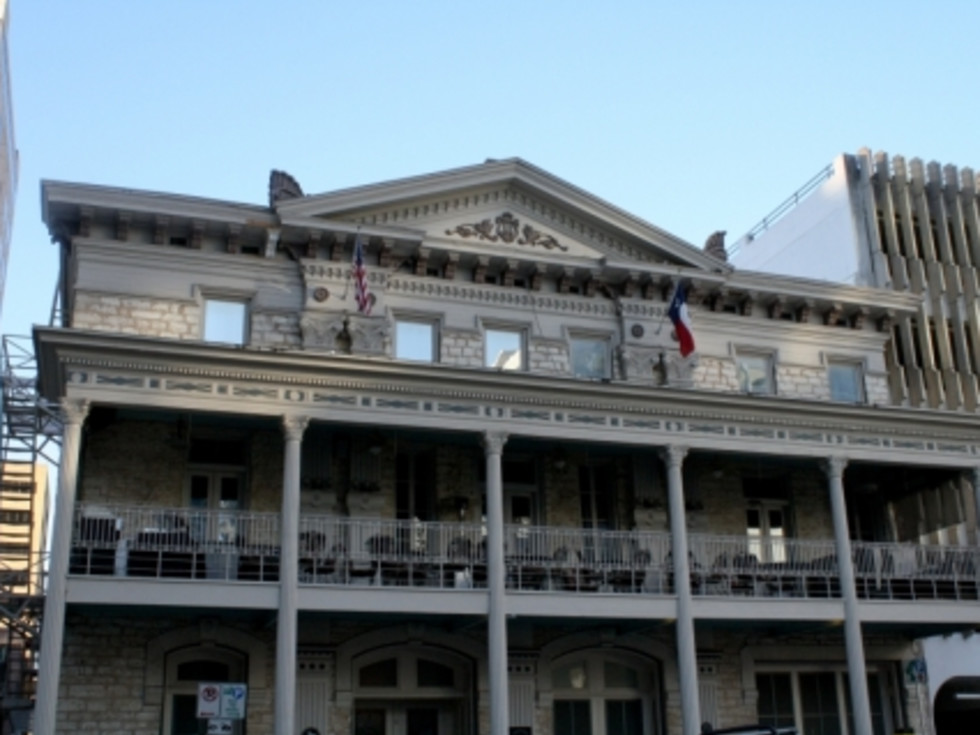 Austin_photo: places_unique_millett opera house_exterior