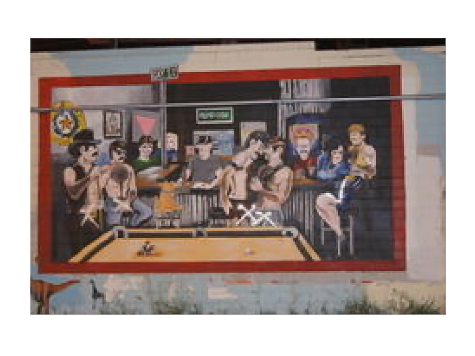 News_Mary's mural_defaced
