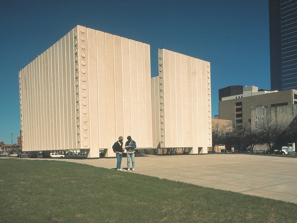JFK Memorial