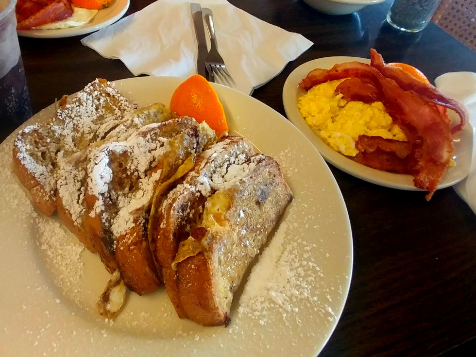Hoffman BP MS150 Belville Newman's Bakery french toast