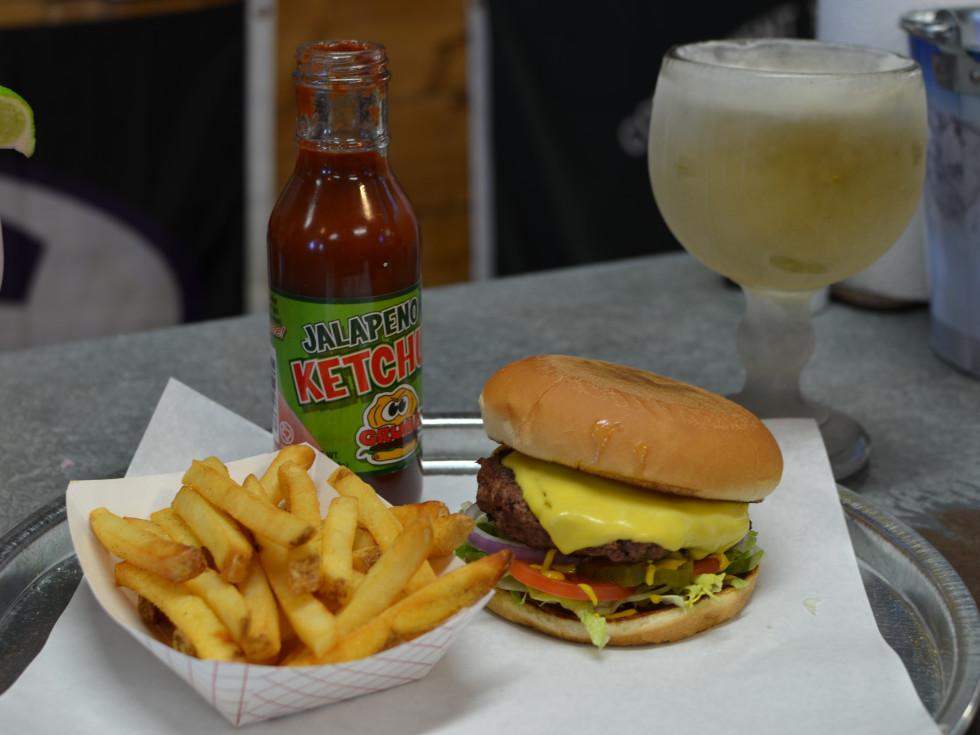 Grumps Burgers in Burleson