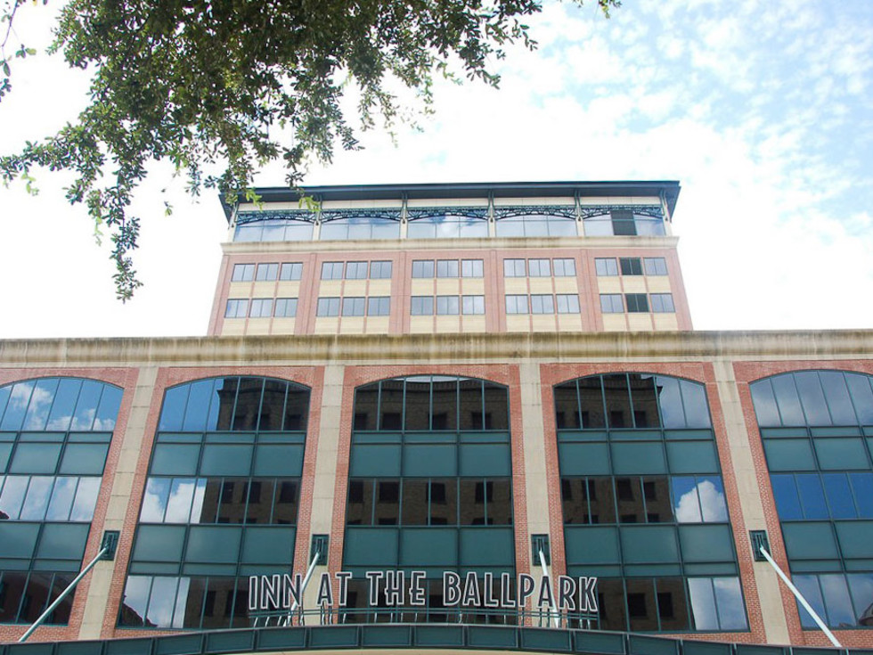 Places-Hotels/Spas-Inn at the Ballpark-exterior-1