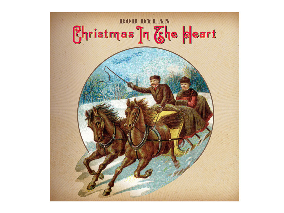 News_Bob Dylan Christmas 2009 album