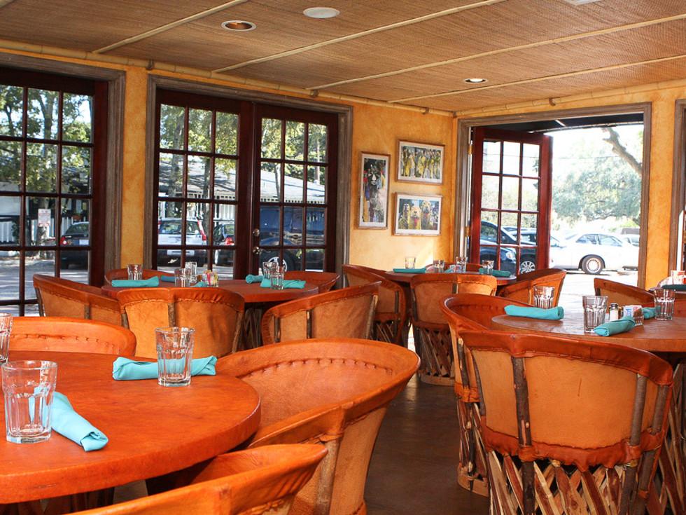 Places_Food_Yelapa Playa Mexicana Restaurant_dining room_open door