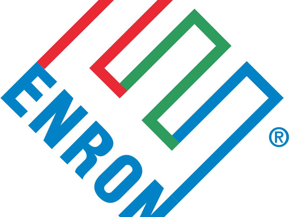 News_Carol Rust_Worst Events of Decade_Dec. 2009_Enron_logo_color