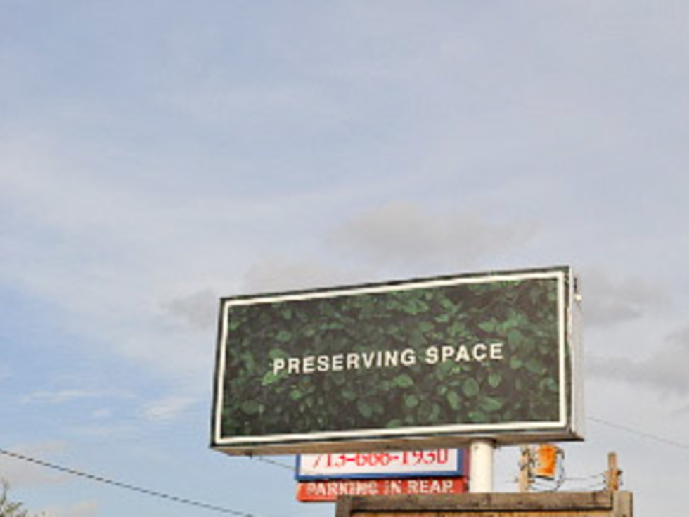 News_Steven Thomson_Preserving Space_sign2