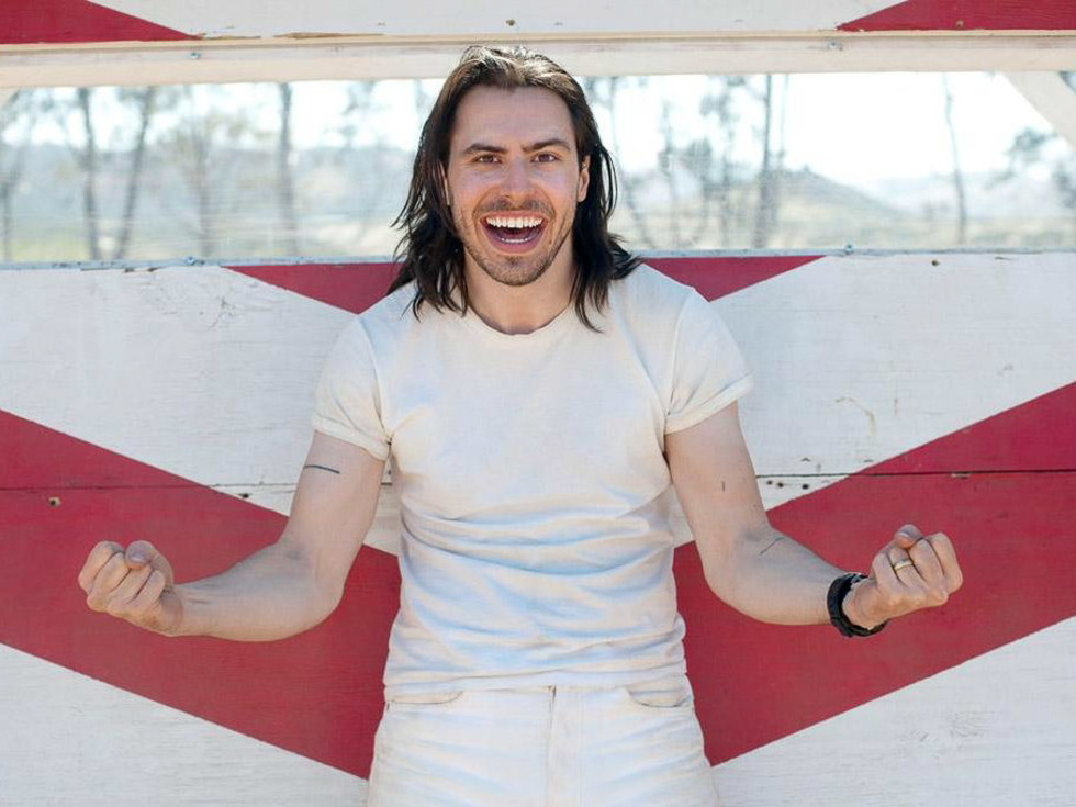 News_Michael D. Clark_Vans Warped Tour_Andrew W.K._concert pick