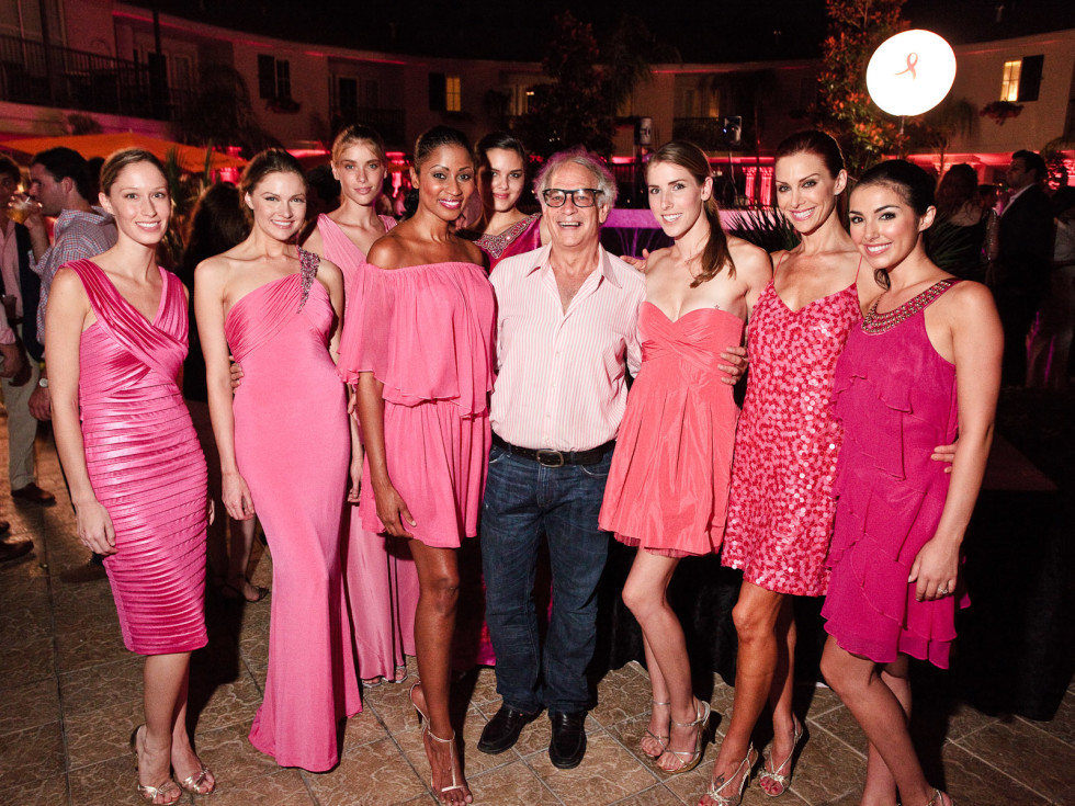 NesParty in Pink_Mickey Rosmarin_Tootsies_models
