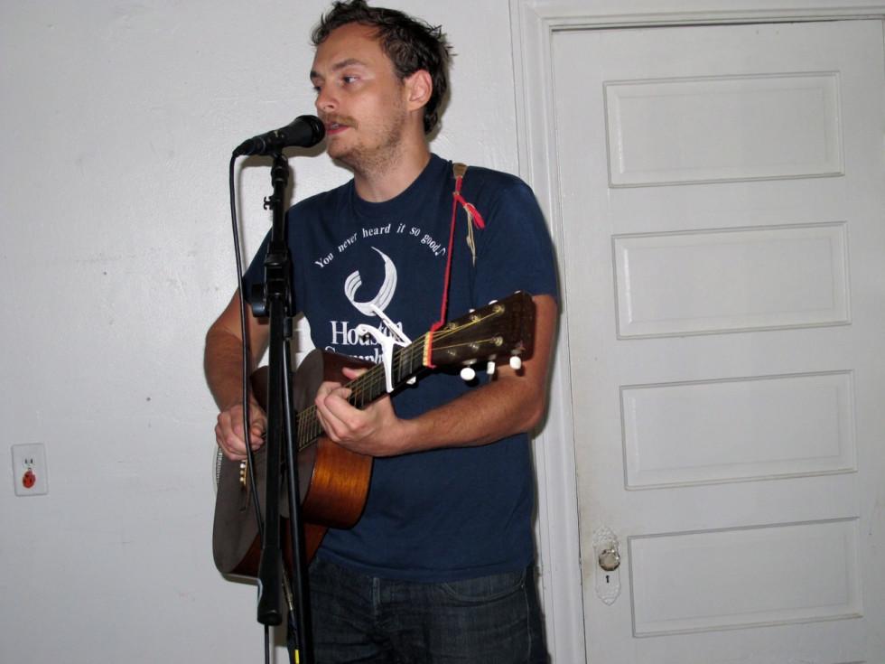 Ben Godfrey's warm throaty vocals