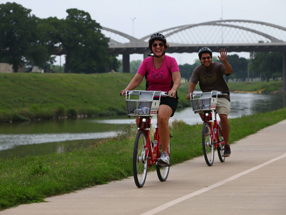 Bike to the Bend Trail Ride and Happy Hour