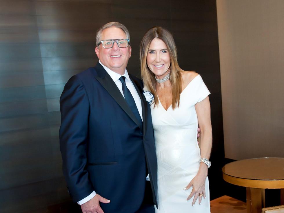 Harold Gernsbacher and Lesli Levine